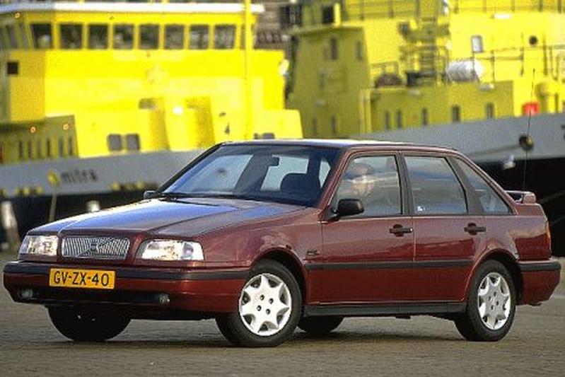 Volvo 440 1.9 Turbo Diesel (1995)