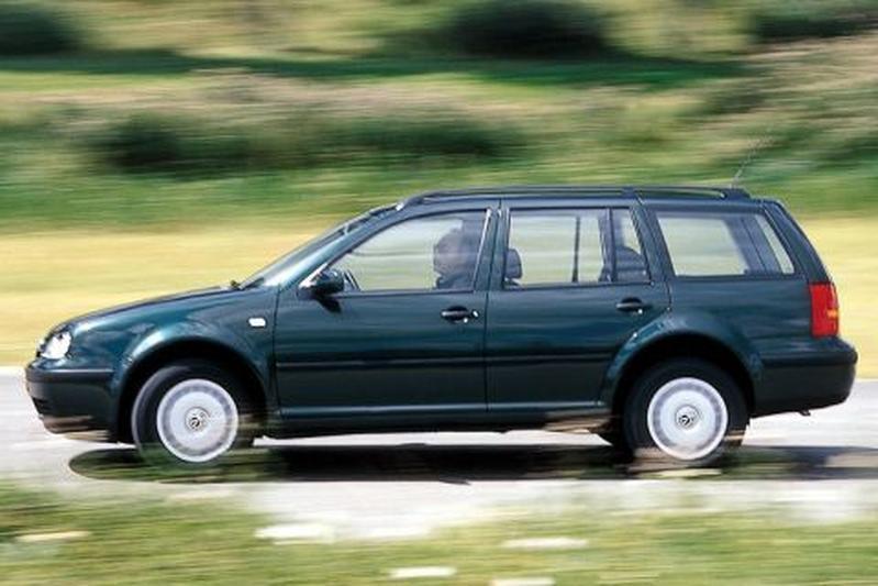 Volkswagen Golf Variant 1.6 Trendline (1999)