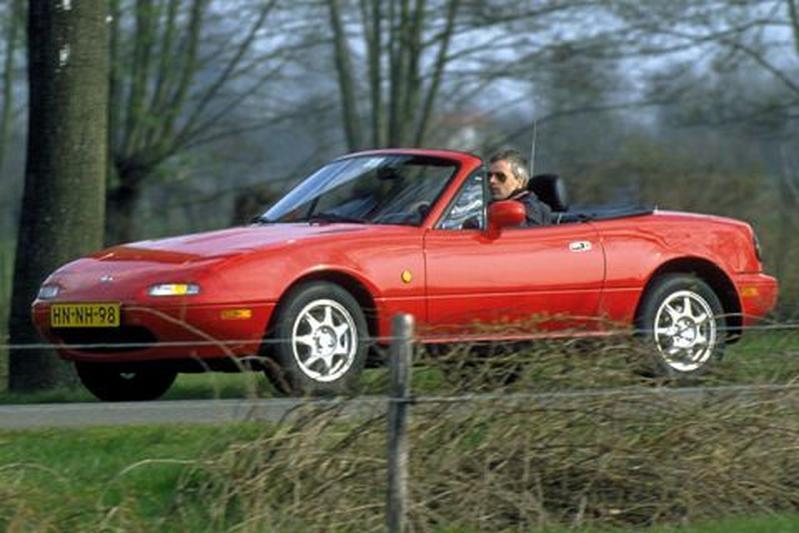 Mazda MX-5 1.8i (1995)