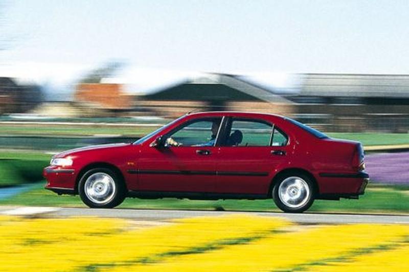 Rover 420 SLi (1998)