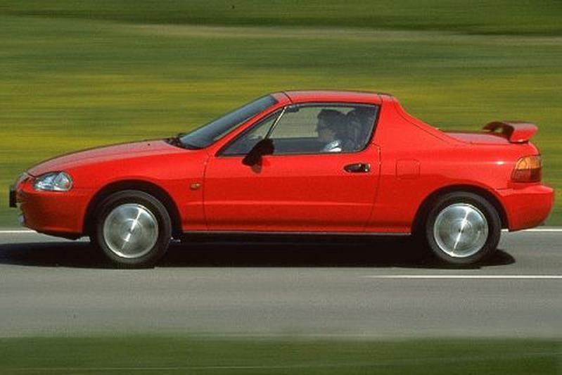 Honda CRX 1.6 VTi (1994)