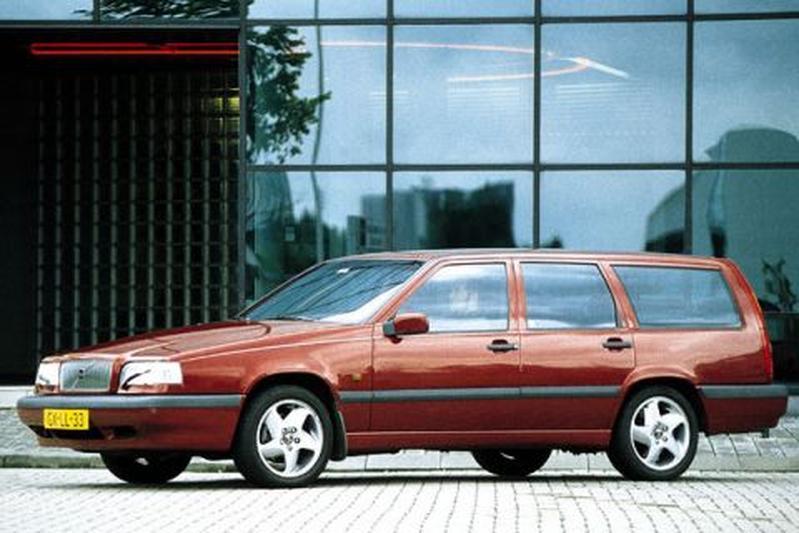 Volvo 850 T-5 2.3 Turbo 20V Estate (1996)