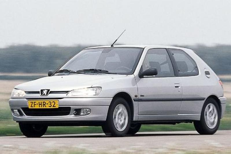 Peugeot 306 XSdt 2.0 HDI (1999)