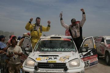 Dakar 2009-deel 5