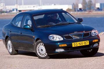 Daewoo Leganza 2.0 SX (1999)