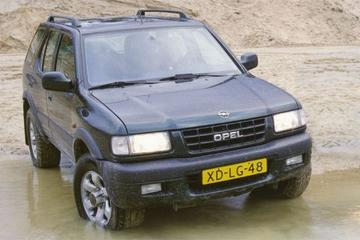 Opel Frontera Wagon LTD 2.2 DTi-16V (1999)
