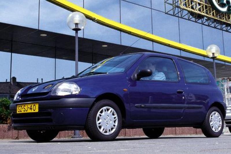 Renault Clio RN 1.2 (1998)