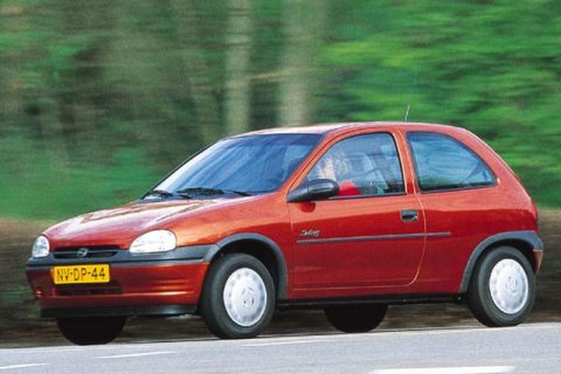 Opel Corsa 1.7 D Swing (1996)