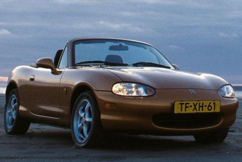 Mazda MX-5 1.6 (1998)