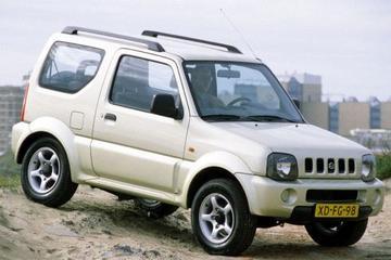 Suzuki Jimny 1.3 JLX 4WD (1999)