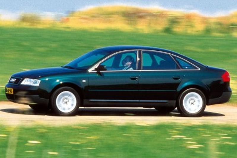 Audi A6 2.4 5V (1998)