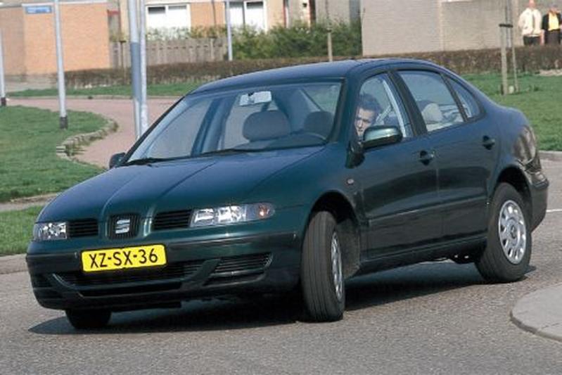 Seat Toledo 1.8 20V Signo (1999)