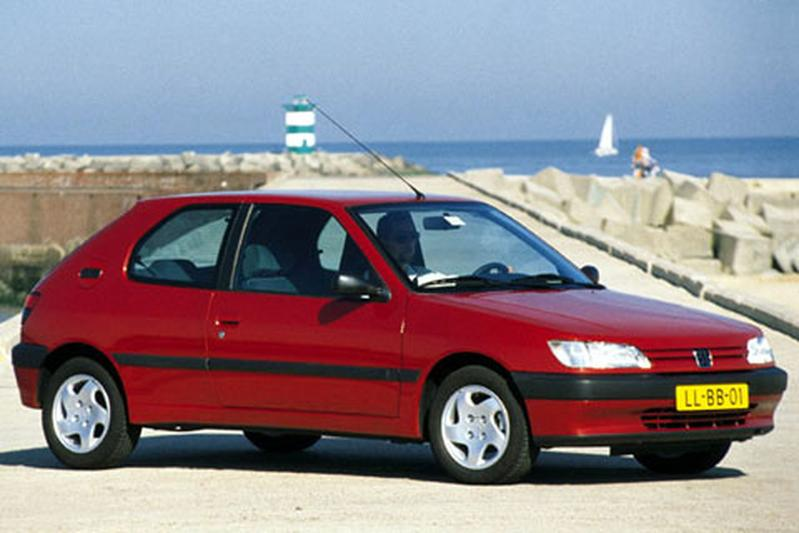 Peugeot 306 XTdt 1.9 (1996)