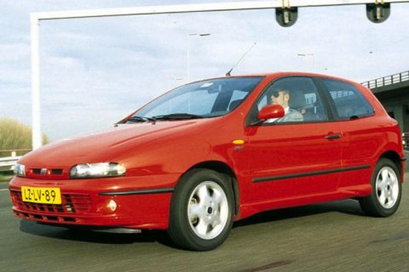 Fiat Bravo 2.0 HGT (1997)