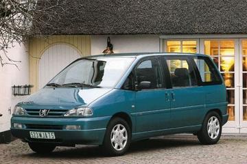Peugeot 806 ST 2.0 HDI (1999)