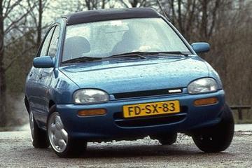 Mazda 121 GLX Cabrio Top (1994)