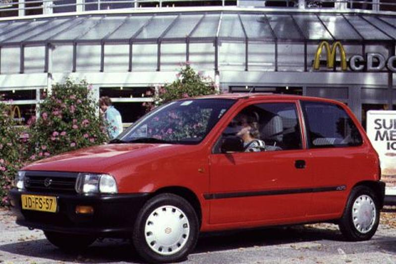 Suzuki Alto 1.0 GL (1995)