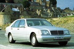 Mercedes-Benz S 300 Turbodiesel