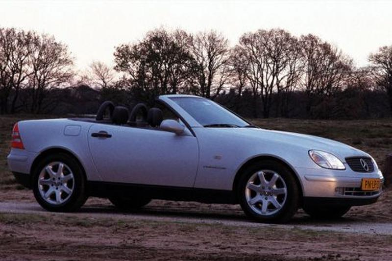 Mercedes-Benz SLK 230 Kompressor (1998)