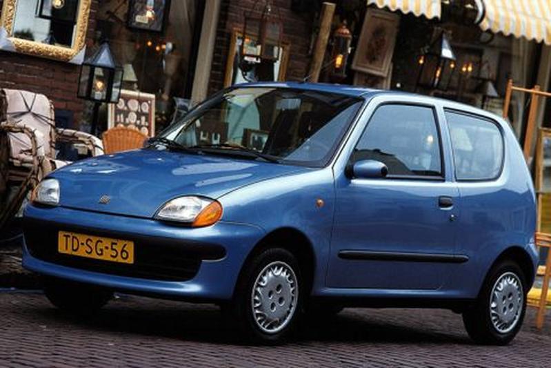 Fiat Seicento 900 i.e. SX (1998)