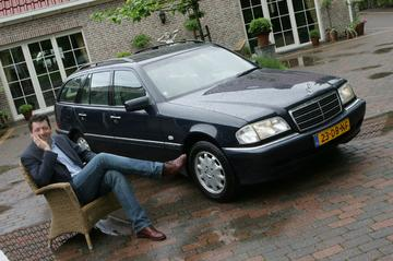 Mercedes-Benz C Klasse 220 cdi Combi Elegance - 1999