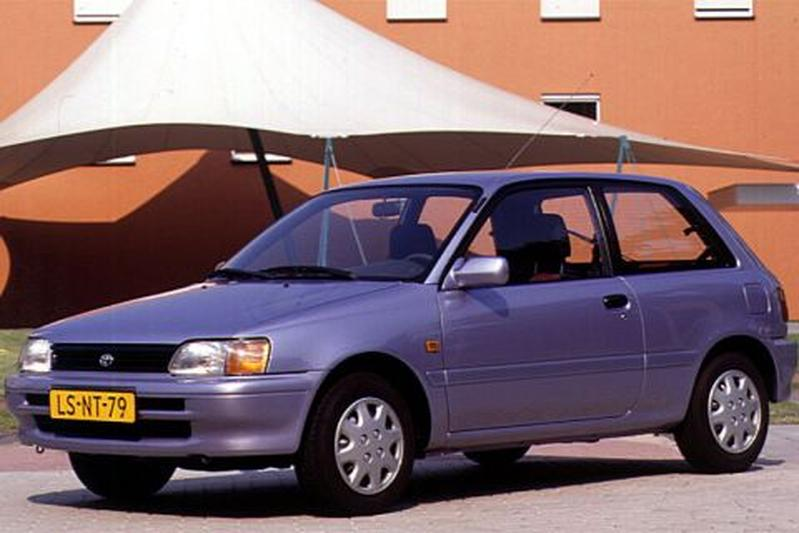 Toyota Starlet 1.3 GTSi (1995)