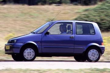 Fiat Cinquecento SX (1995)