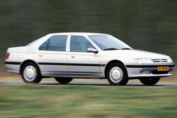 Peugeot 605 ST 3.0-24V V6 (1998)
