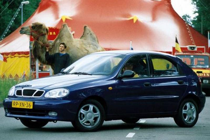 Daewoo Lanos 1.5 SX (1999)