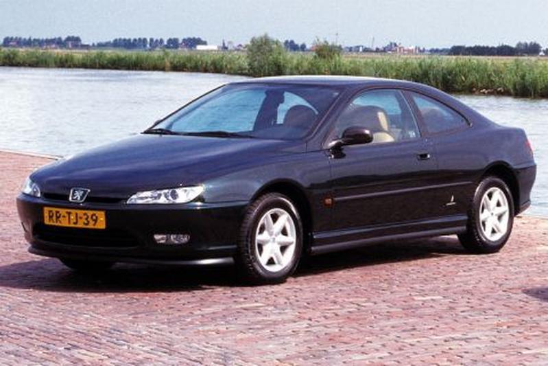 Peugeot 406 Coupé 2.0-16V (1998)