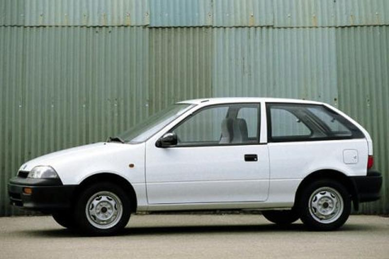 Suzuki Swift 1.0 GL (1996)