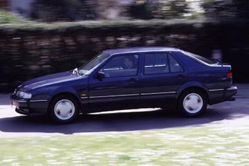 Saab 9000 CSE 3.0i V6 (1995)