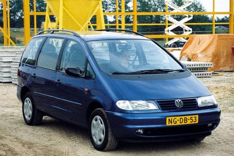 Volkswagen Sharan 2.8 VR6 Comfortline (1997)