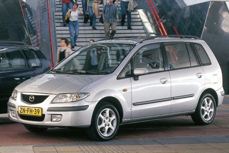 Mazda Premacy 1.8 Exclusive (1999)