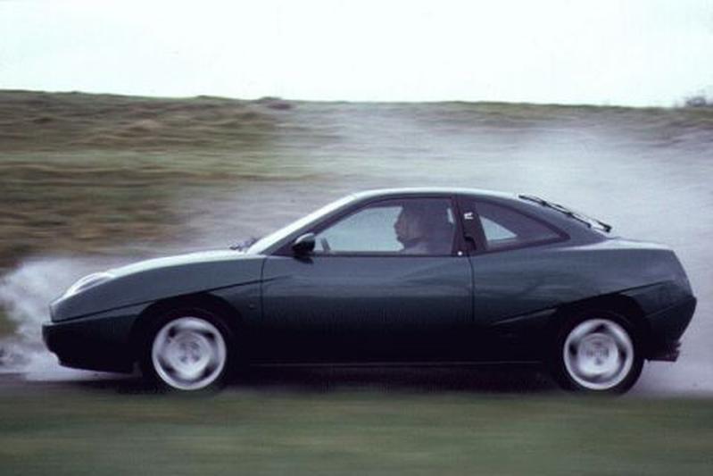 Fiat Coupé 2.0 Turbo 16v (1995)