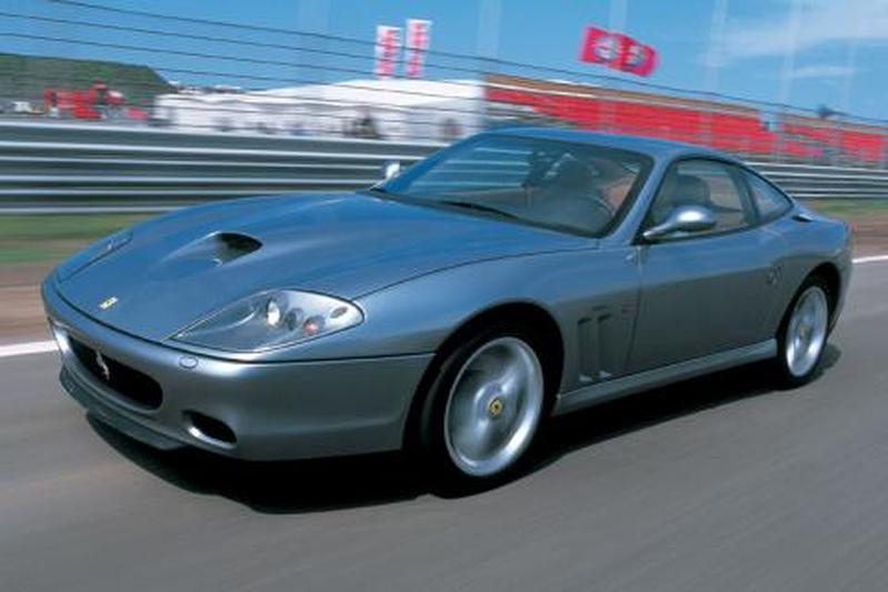 Ferrari 575M Maranello F1 (2002)