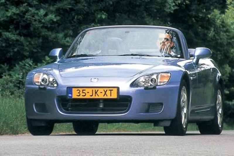 Honda S2000 (2002)