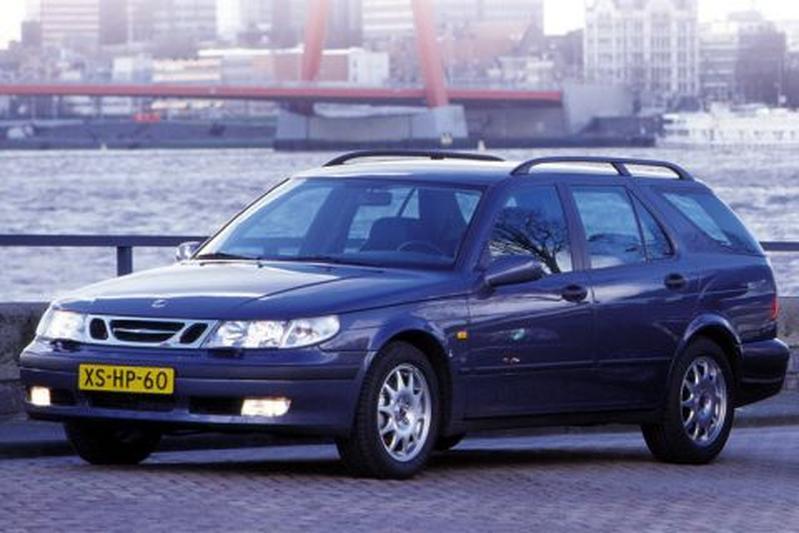 Saab 9-5 Estate SE 2.3t (2000)
