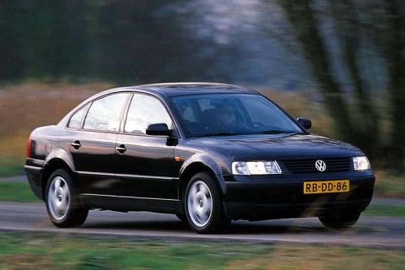 Volkswagen Passat 1.9 TDI 110pk (1998)