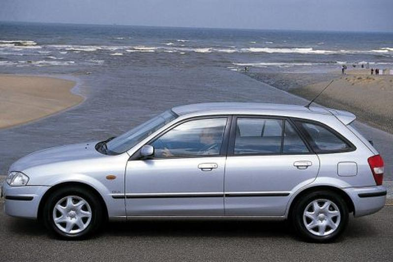 Mazda 323 FastBreak 1.5i GLX (1998)