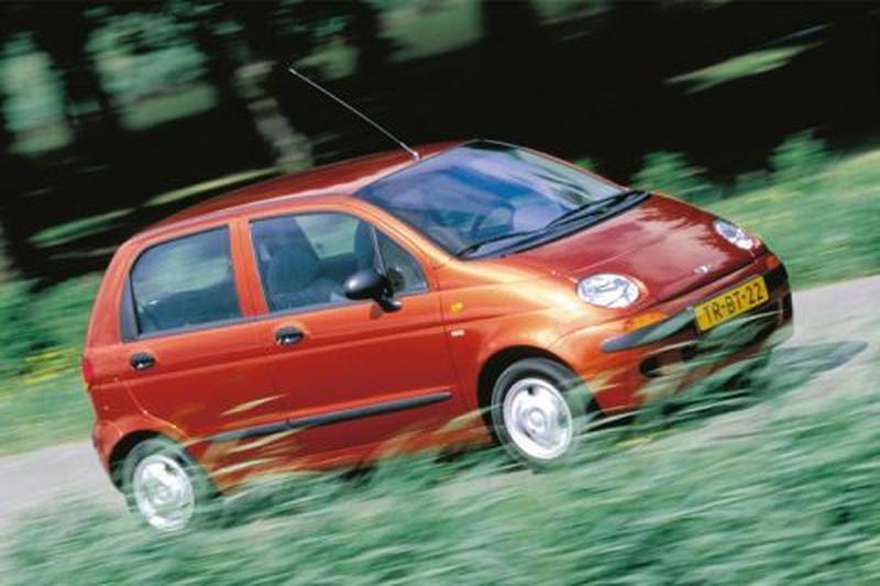 Daewoo Matiz SE (1998)