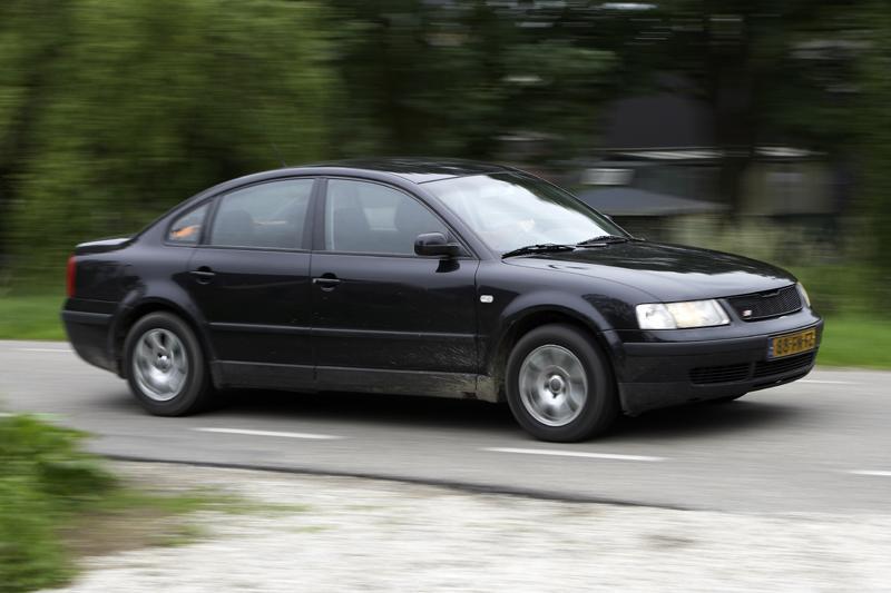 Klokje rond Volkswagen Passat