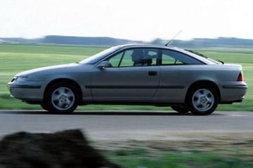 Opel Calibra 2.5i-V6 (1996)