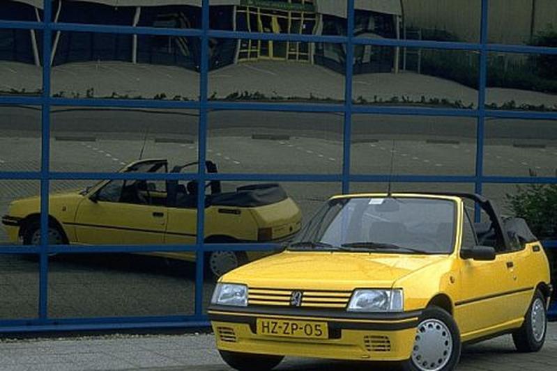 Peugeot 205 Cabriolet 1.4i (1994)