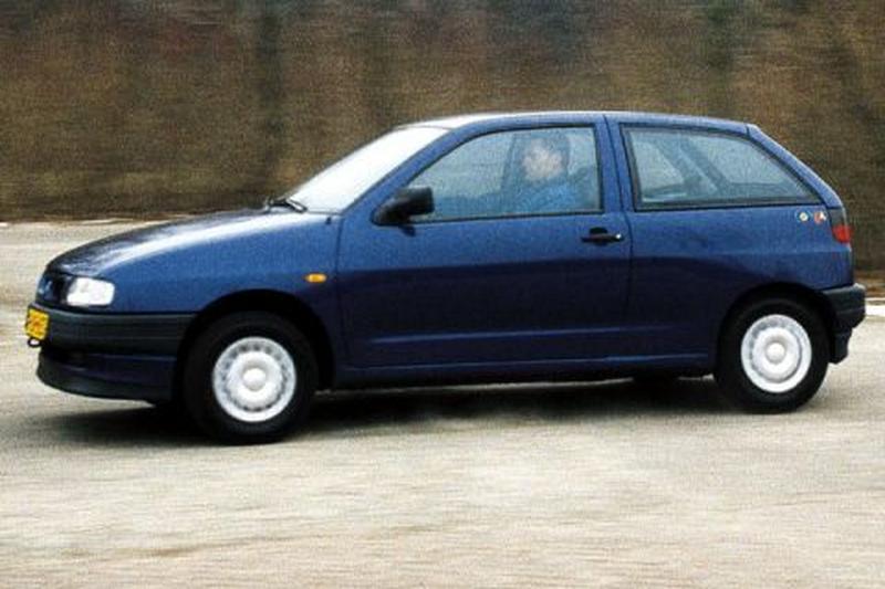 Seat Ibiza 1.4i Copa (1997)