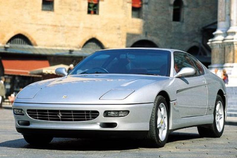 Ferrari 456 GTA (1996)