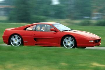 Ferrari F355 F1 Berlinetta (1998)