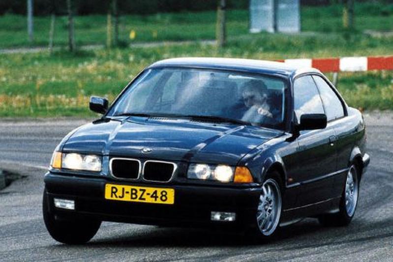 BMW 328i Coupé (1997)