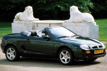 MG F 1.8i VVC (1998)