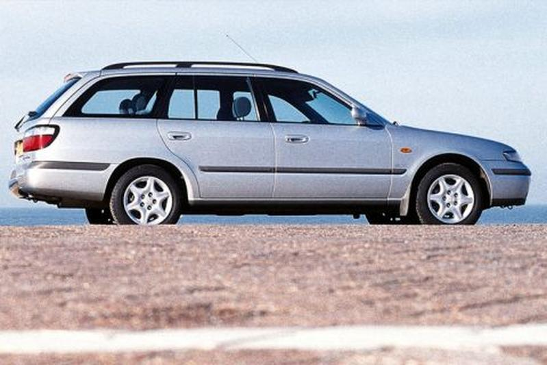 Mazda 626 Wagon 2.0i GLX (1998)